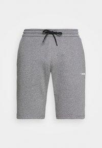 SMALL LOGO - Shorts - grey