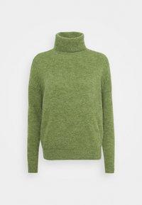 FEMME ROLL NECK  - Jumper - vineyard green