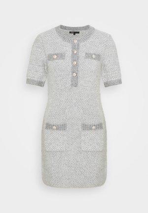 RAVENO - Jumper dress - gris