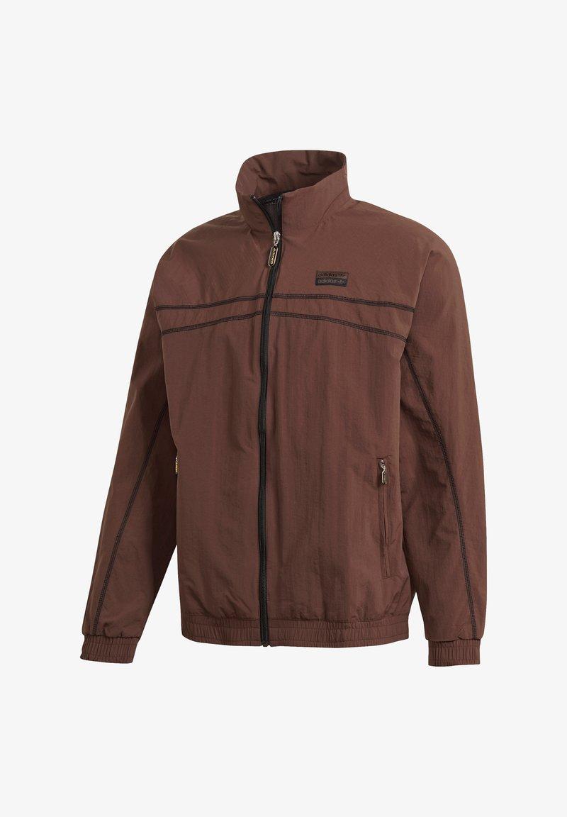 adidas Originals - LIFESTYLE  - Training jacket - braun