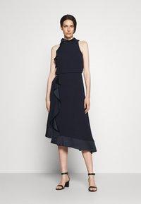 Lauren Ralph Lauren - HYDRA SLEEVELESS COCKTAIL DRESS - Cocktail dress / Party dress - lighthouse navy - 1