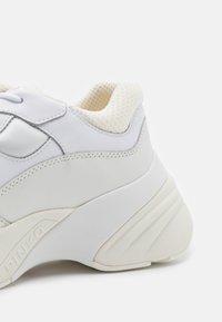 Pinko - RUBINO  - Trainers - bianco brill - 4