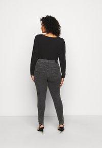 Levi's® Plus - 721 PL HI RISE SKINNY - Jeans Skinny Fit - true grit - 2