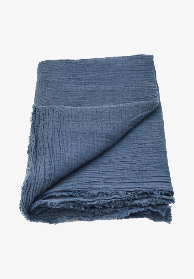 RUSTIKALES - Scarf - dark blue