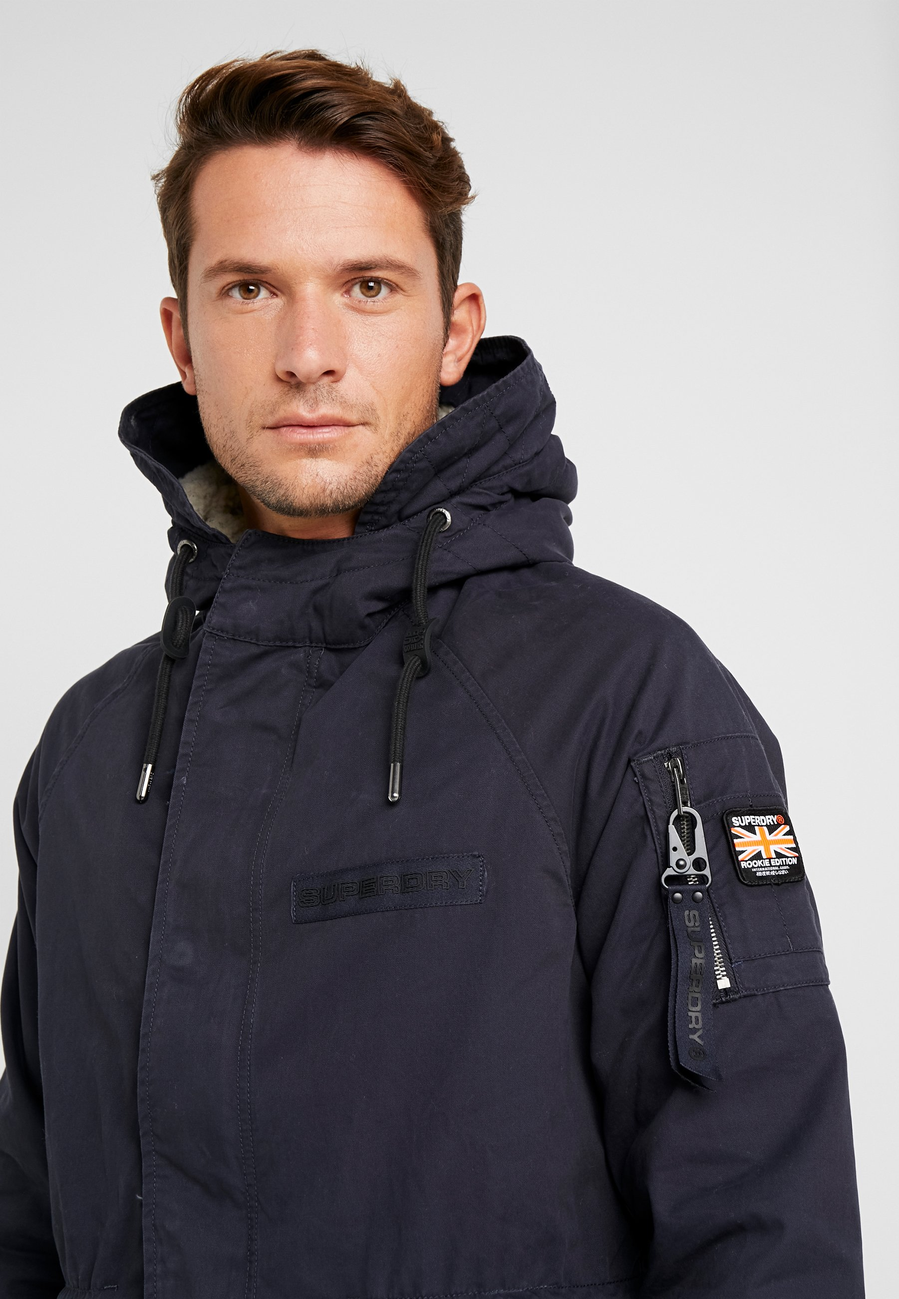 WINTER AVIATOR Parkas dark navy