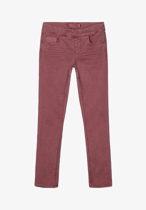 Jeggings - Earth Red