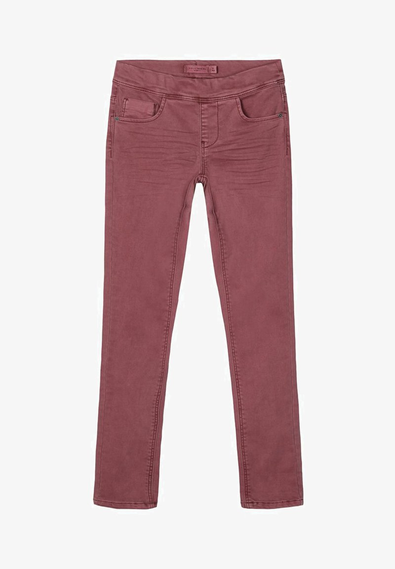 Name it - Jeggings - Earth Red