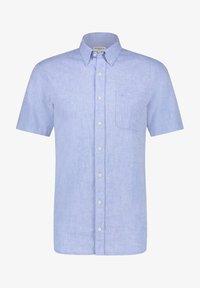 McGregor - Overhemd - shirt blue - 0