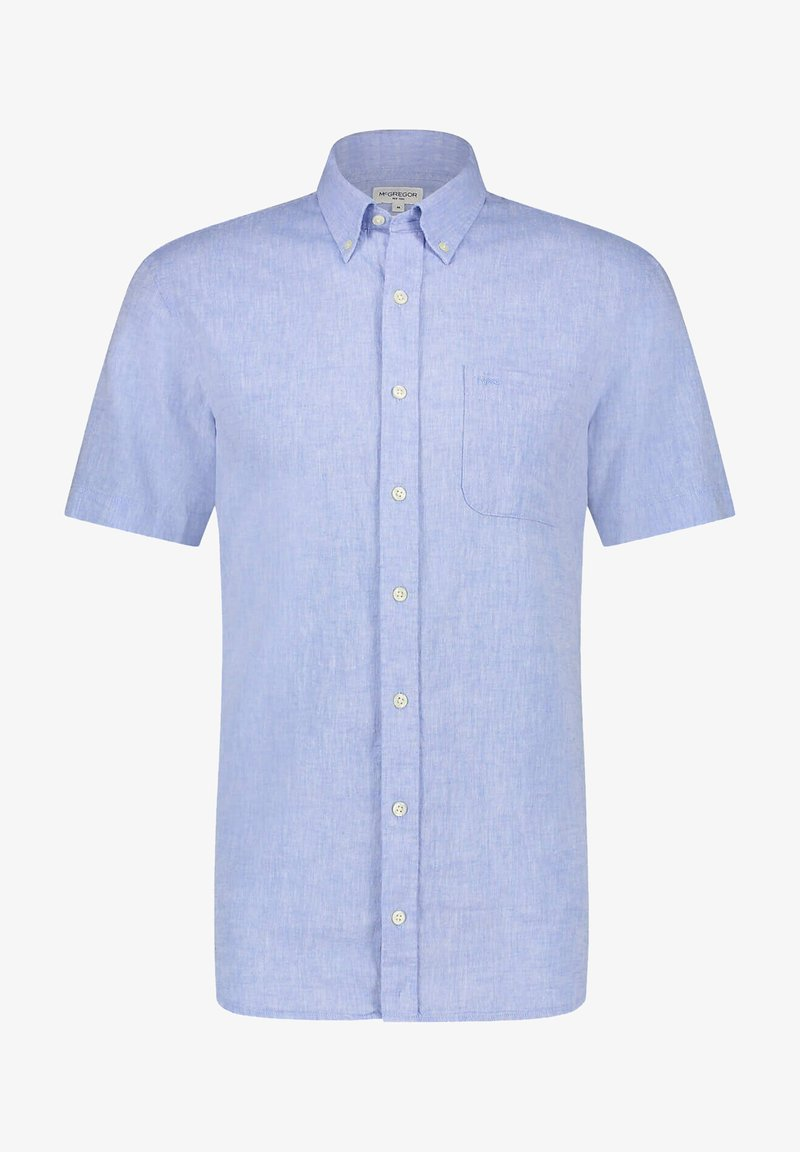 McGregor - Overhemd - shirt blue