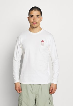 PETER SHROOM LONG SLEEVE - Long sleeved top - off-white