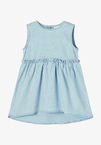 Name it - Denim dress - light blue denim - 0