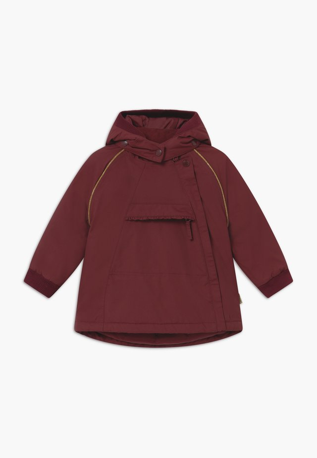 OBIA - Winter jacket - mahogany