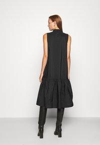 ARKET - DRESS - Vestito estivo - black dark - 2