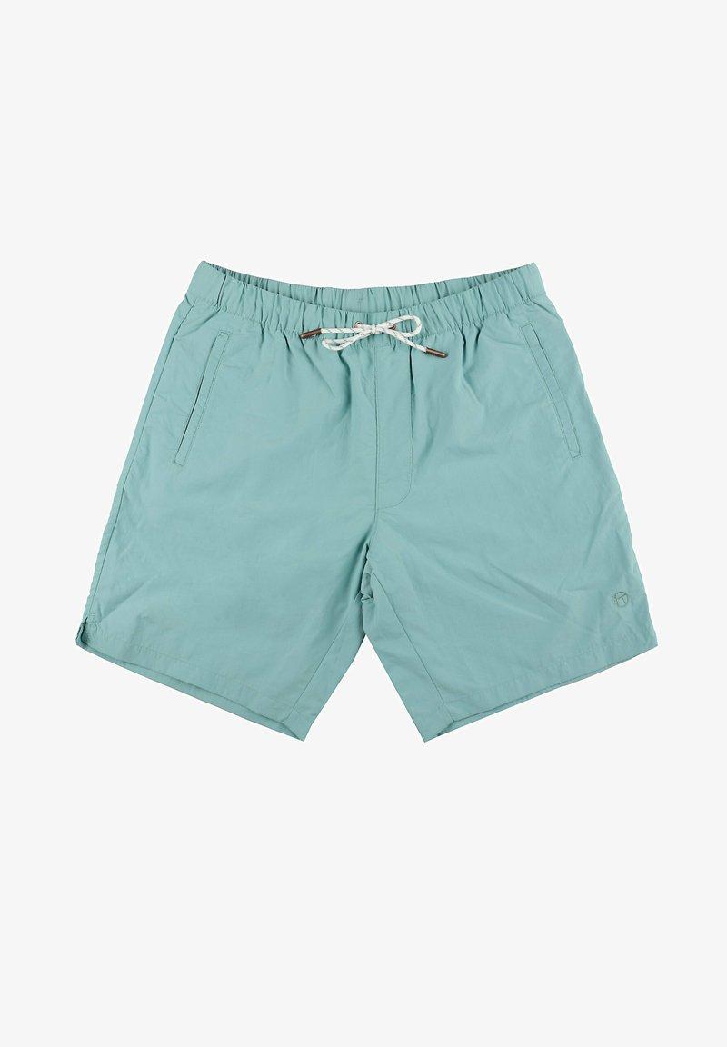 Kazane - Shorts - nile blue