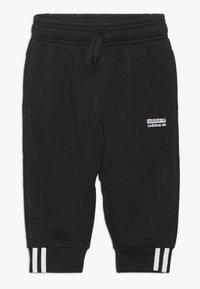 adidas Originals - HOODIE SET - Hoodie - black/white - 2