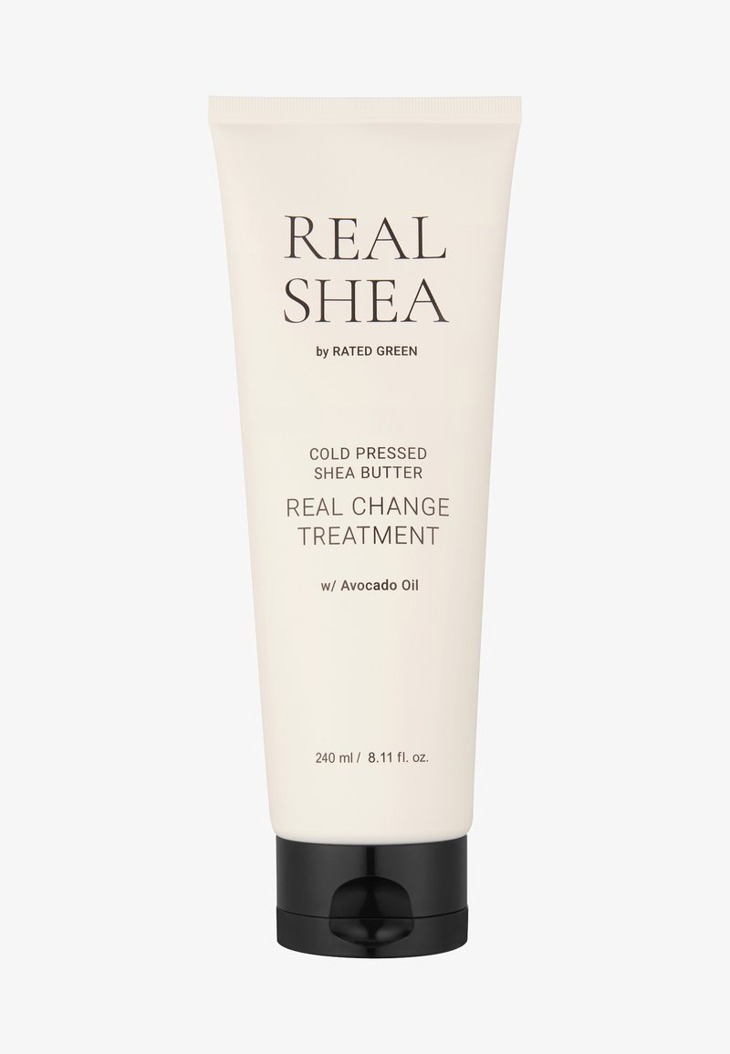 RATED GREEN - REAL SHEA REAL CHANGE TREATMENT - Hair treatment - -