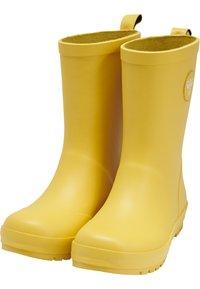 Hummel - RUBBER BOOT JR. - Wellies - yellow - 2