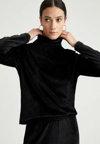 DeFacto - Sweatshirt - black - 4