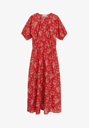 CALABASA - Maxi dress - rojo