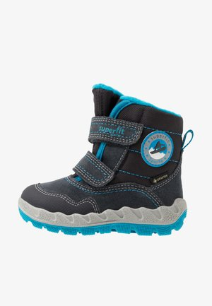 ICEBIRD - Winter boots - grau/blau