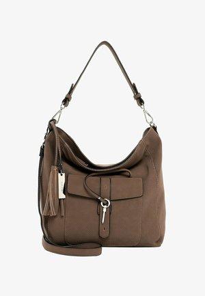 ROMY - Handbag - taupe 900