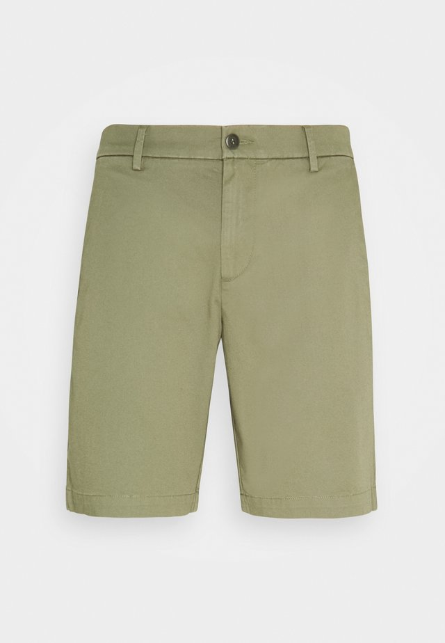 SMART SUPREME FLEX MODERN CHINO - Shorts - sage garden