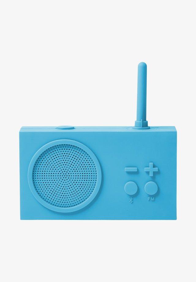 Radio - hellblau