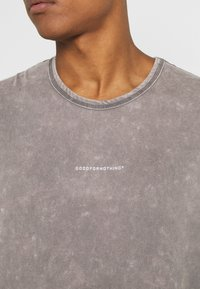 Good For Nothing - GOOD FOR NOTHING ACID  - T-shirt print - grey - 4