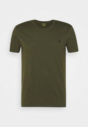 Basic T-shirt - company olive