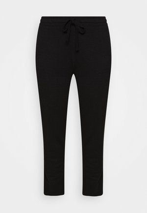 VMAMAIDRAWSTRING TROUSER - Tracksuit bottoms - black