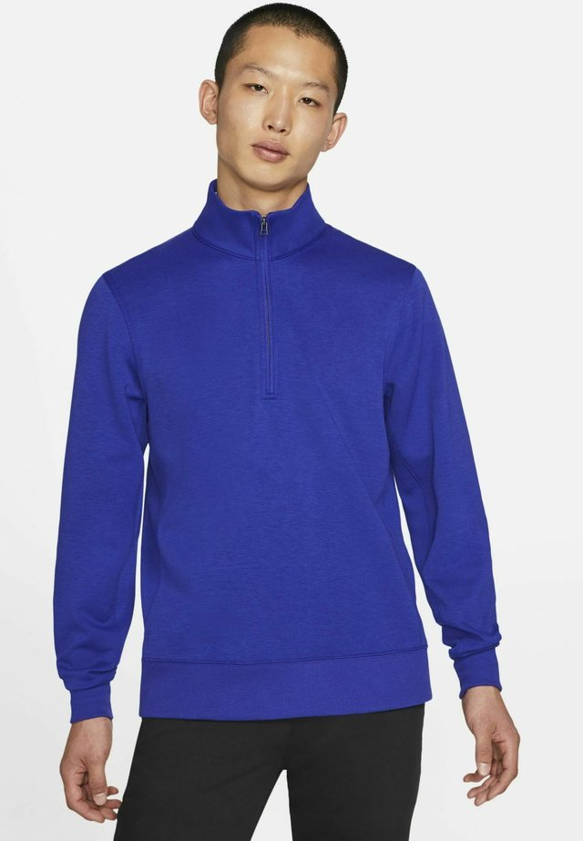 PLAYER HALFZIP - Collegepaita - concord/concord/brushed silver