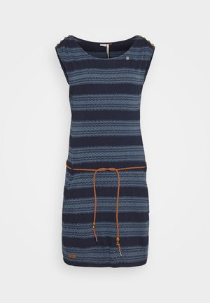 CHEGO - Denní šaty - navy