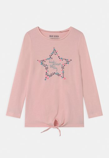 KIDS GIRLS - Long sleeved top - rosa