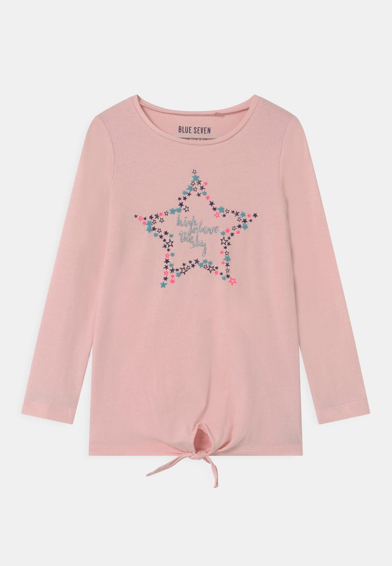 Blue Seven - KIDS GIRLS - Long sleeved top - rosa