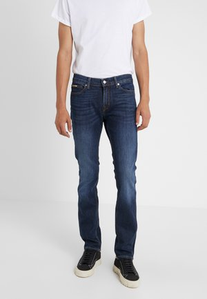 RONNIE SPECIAL EDITION PLUCKY - Slim fit jeans - dark blue