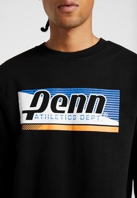 Penn - MEN GRAPHICA CREW  - Sweatshirt - black - 6