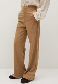 Mango - BLANCA - Bukser - beige - 0