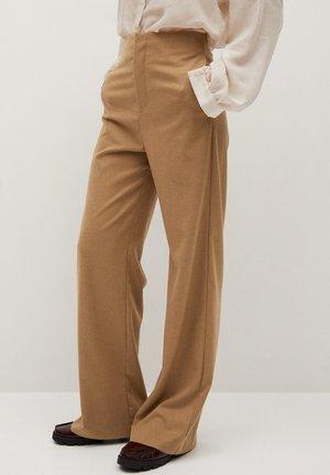 BLANCA - Spodnie materiałowe - beige