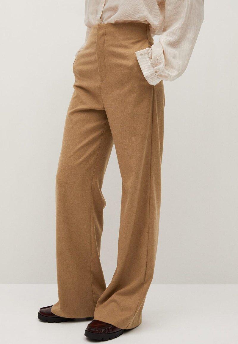 Mango - BLANCA - Bukser - beige