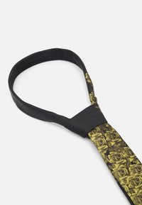 Twisted Tailor - CORNELL TIE - Kravata - black/gold-coloured - 2