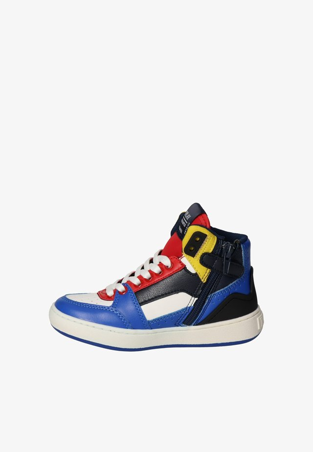 High-top trainers - multi
