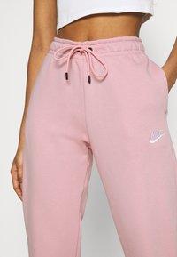 Nike Sportswear - PANT - Pantalon de survêtement - pink glaze/white - 3