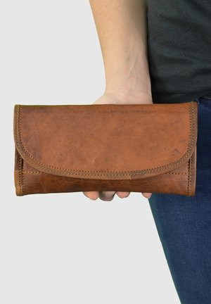 EMMA - Wallet - brown