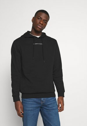 JCOMADDOX HOOD - Hoodie - black/authentic
