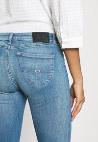 Tommy Jeans - SOPHIE - Skinny džíny - denim light - 4