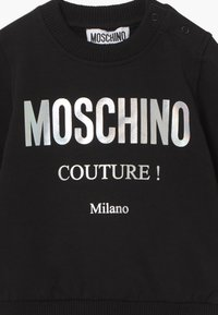 MOSCHINO - TRACKSUIT SET - Sweatshirt - black - 4
