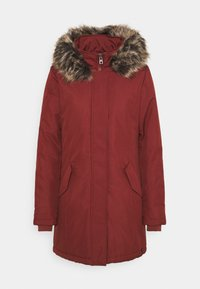 ONLY Tall - ONLKATY COAT - Parka - fired brick - 0