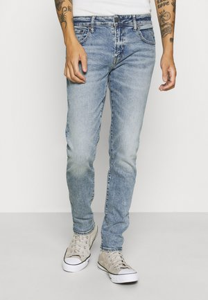 ATHLETIC SKINNY - Jeans Skinny Fit - light bright indigo