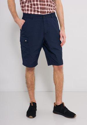 ANZIO - Sports shorts - dunkel blau
