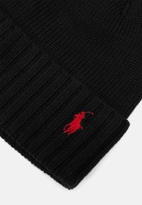 Polo Ralph Lauren - APPAREL ACCESSORIES HAT UNISEX - Beanie - black - 2